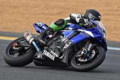 Test Le Mans 2015