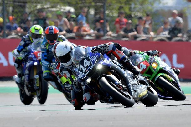 Maco Racing Team in Le Mans did not finish the race because of technical problems